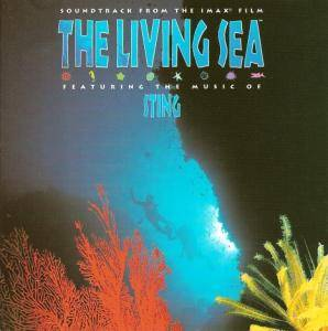 Cover - Sting: Living Sea, The