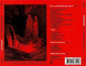 Bad Religion: How Could Hell Be Any Worse? (CD) - Bild 3