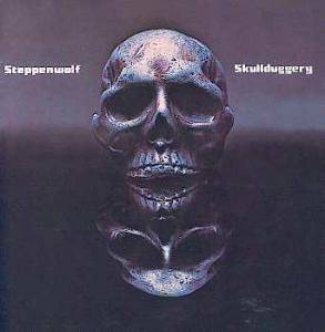Steppenwolf: Skullduggery - Cover