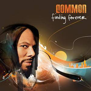 Cover - Common: Finding Forever