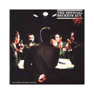 Cover - M: Official Secrets Act, The