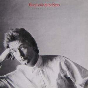 Huey Lewis & The News: Perfect World - Cover