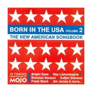 Born In The USA Volume 2: The New American Songbook - Cover