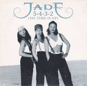 Cover - Jade: 5-4-3-2 (Yo! Time Is Up)