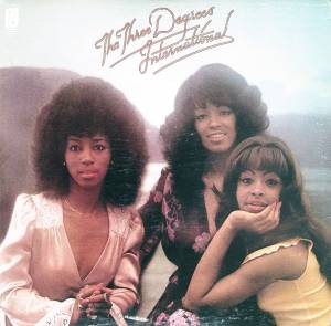 Cover - Three Degrees, The: International