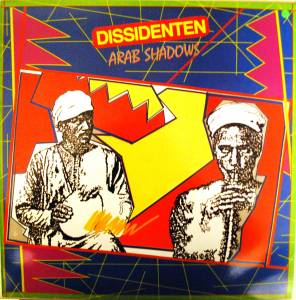 Cover - Dissidenten: Arab Shadows