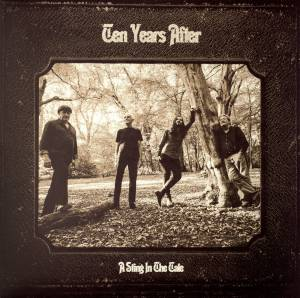 Ten Years After: Sting In The Tale, A - Cover