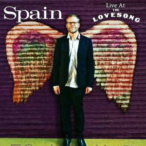 Cover - Spain: Live At The Lovesong
