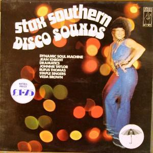 Stax Southern Disco Sounds - Cover