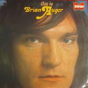 Cover - Brian Auger: This Is Brian Auger