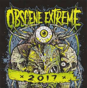 Obscene Extreme 2017 - Cover