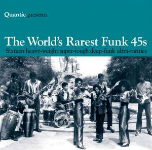 Cover - 'great' Deltas, The: World's Rarest Funk 45s, The