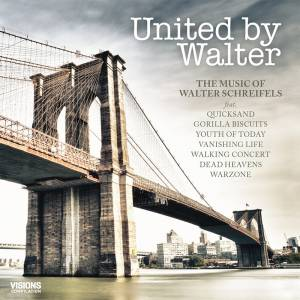 United By Walter - The Music Of Walter Schreifels - Cover
