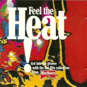 Cover - Beckie Bell: Feel The Heat!
