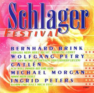 Cover - Peter White: Schlager Festival Vol. 2