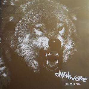 Cover - Carnivore: Nuclear Warriors - Demo '84