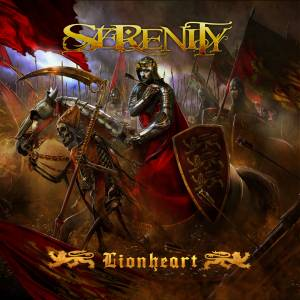 Cover - Serenity: Lionheart