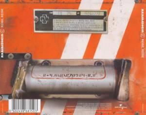 Rammstein: Reise, Reise (CD) - Bild 2