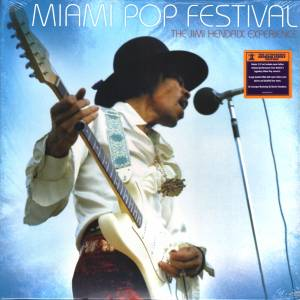 The Jimi Hendrix Experience: Miami Pop Festival (2-LP) - Bild 1