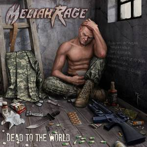 Cover - Meliah Rage: Dead To The World