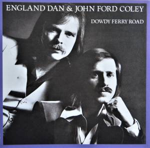 Cover - England Dan & John Ford Coley: Dowdy Ferry Road