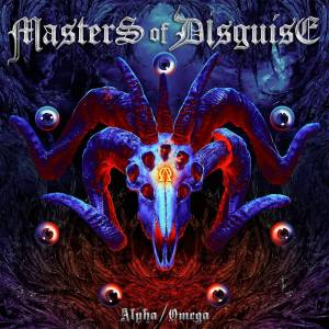 Masters Of Disguise: Alpha / Omega - Cover