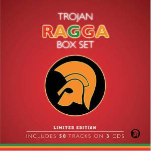 Cover - Early B: Trojan Ragga Box Set