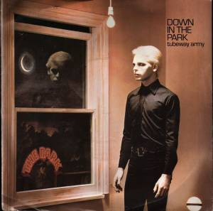 Cover - Tubeway Army: Down In The Park