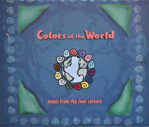 Cover - Gerardo Núñez: Colors Of The World - Music From The Four Corners