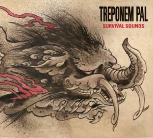 Cover - Treponem Pal: Survival Sounds