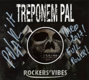 Cover - Treponem Pal: Rockers' Vibes