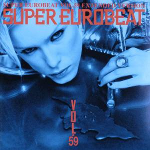 Cover - Jilly: Super Eurobeat Vol. 59