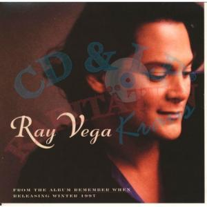 Ray Vega: Remember When - Cover
