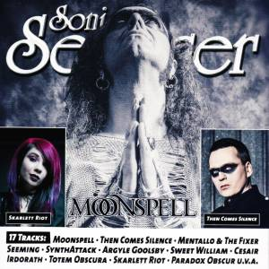 Cover - Totem Obscura: Sonic Seducer - Cold Hands Seduction Vol. 193 (2017-11)