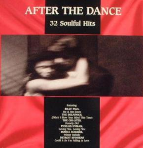 After The Dance - 32 Soulful Hits - Cover