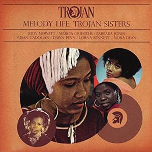 Cover - Cynthia Richards: Melody Life: Trojan Sisters