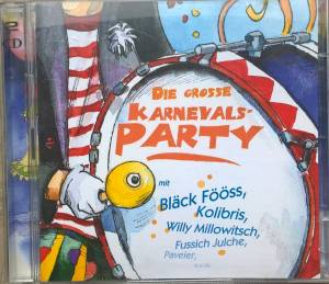 Cover - Karl-Heinz Marx: Grosse Karnevals-Party, Die