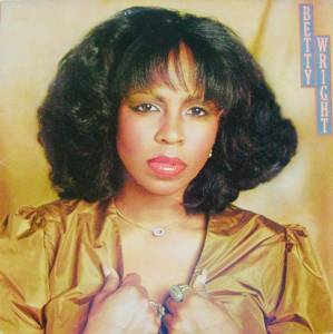 Cover - Betty Wright: Betty Wright