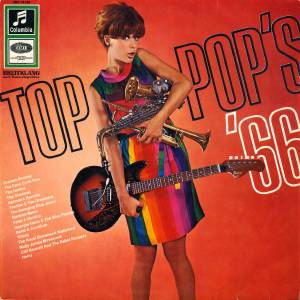 Cover - Royal Showband Waterford: Top Pop's '66