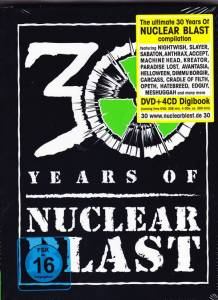 Cover - Equilibrium: 30 Years Of Nuclear Blast - The Ultimate Metal Collection