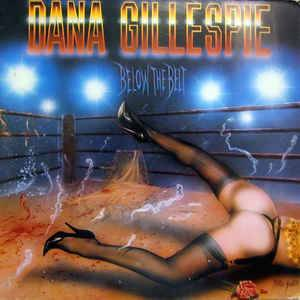 Cover - Dana Gillespie: Below The Belt