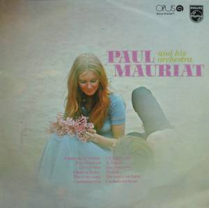 Cover - Paul Mauriat And His Orchestra: Paul Mauriat And His Orchestra