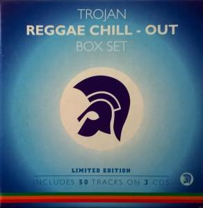 Cover - Domino Johnson: Trojan Reggae Chill-Out Box Set