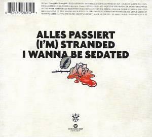 Die Toten Hosen: Alles Passiert (Single-CD) - Bild 2