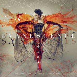 Cover - Evanescence: Synthesis