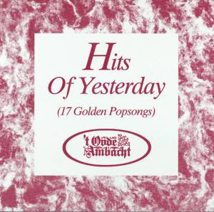 Cover - Vangelis: 5. Hits Of Yesterday (17 Golden Popsongs)