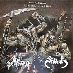Evil Shepherd: Pestilent Alliance, A - Cover