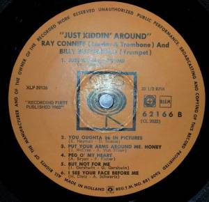 Ray Conniff - Face On The Wind