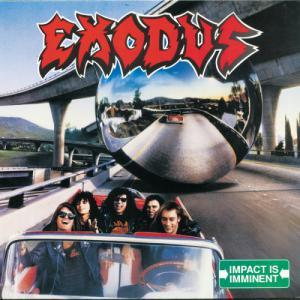 Exodus: Impact Is Imminent - Cover