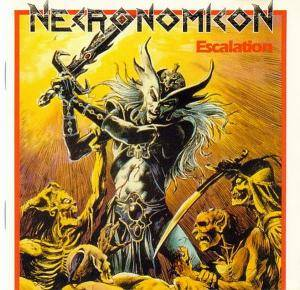 Cover - Necronomicon: Escalation